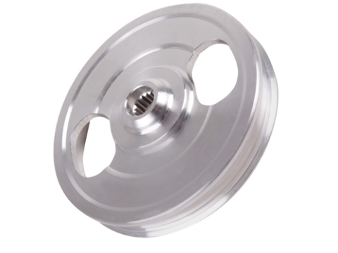 Aluminium-pulleys