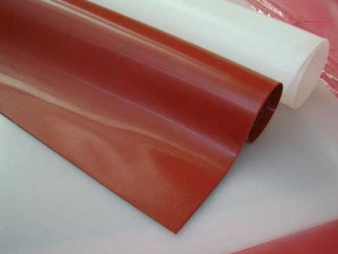 Red-Silicone-sheets